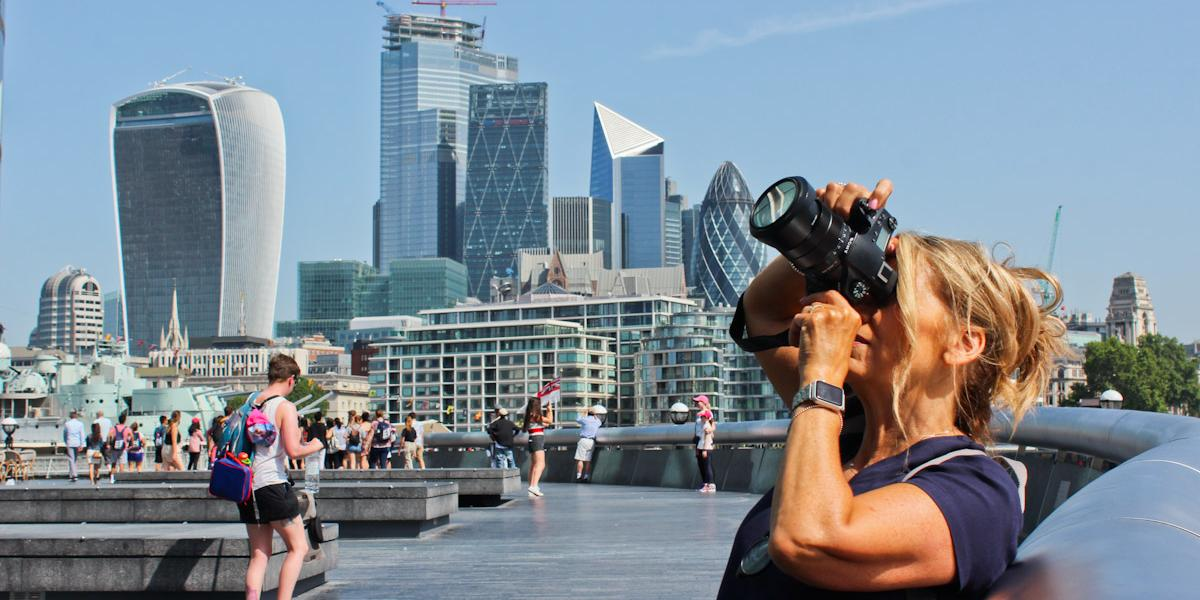 Photography Tours in London